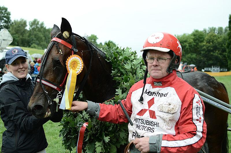 Garry (Fahrer: Manfred Walter, Besitzer: Ingrid Schlemeier)
