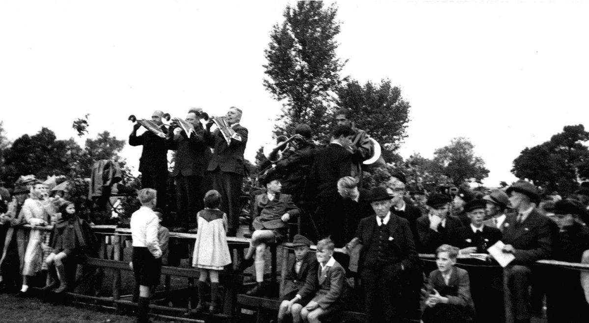 Geschichte des Stover Rennens: Musiker