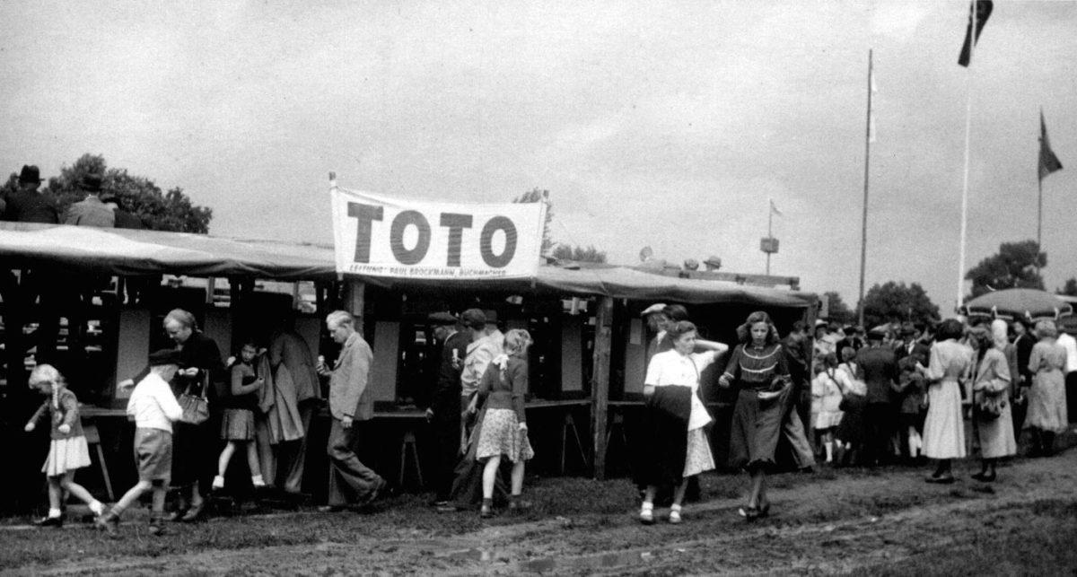 Geschichte des Stover Rennens: Toto