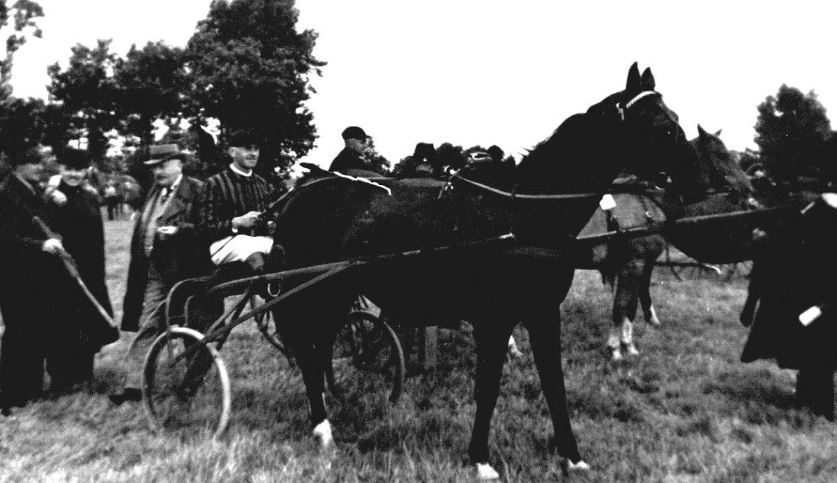 Geschichte des Stover Rennens: Sulki