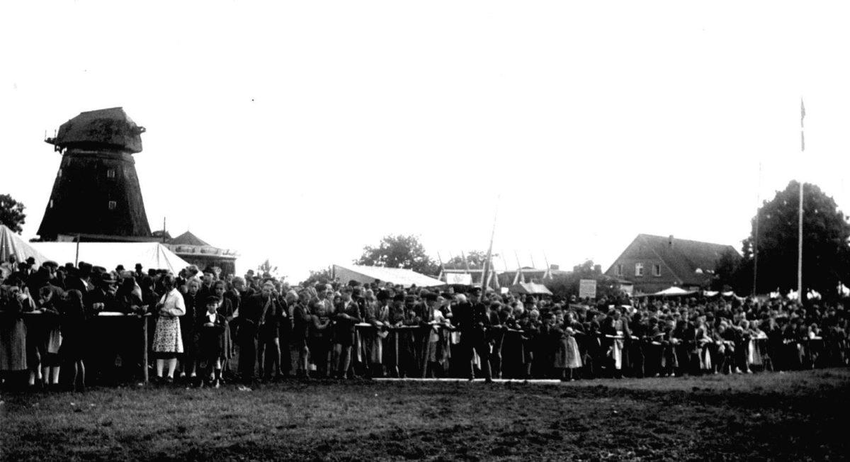 Geschichte des Stover Rennens: Zuschauer