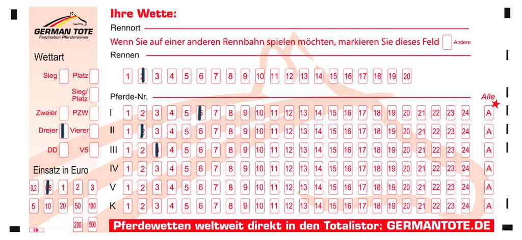 Wettschein von Wettstar (Dreier-Wette)