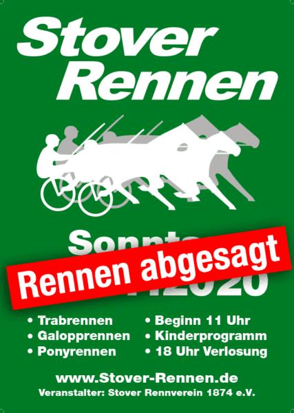 Stover Rennen 2020 - abgesagt